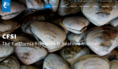California Fisheries & Seafood Institute