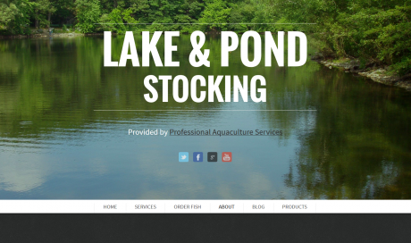 Lake & Pond Stocking